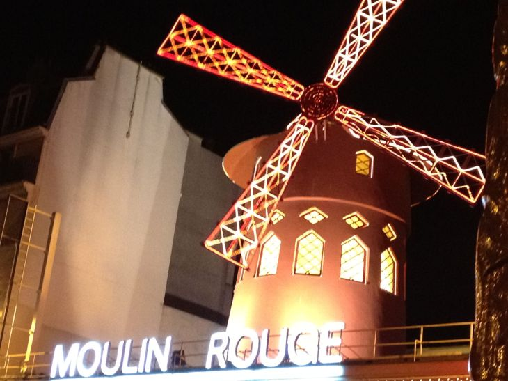 From Versailles to the Moulin Rouge