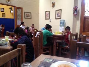 OSC Lunch