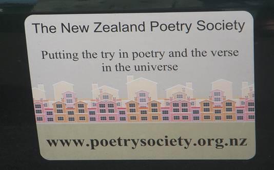 New Zealand Poetry Society
