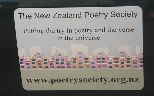 New Zealand Poetry Society