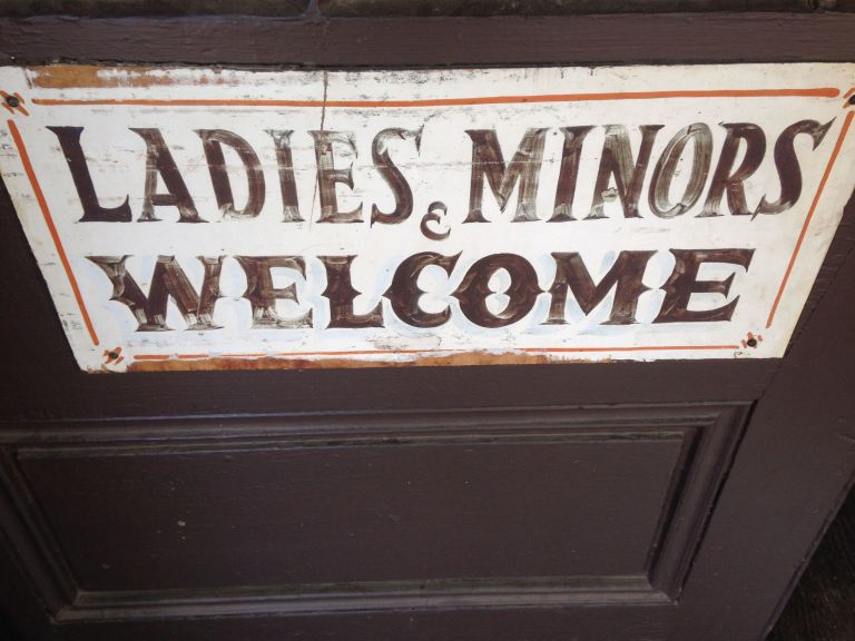 Welcome?