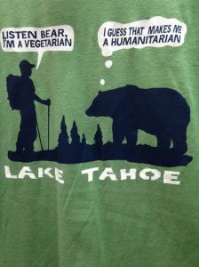 Tahoe Sign!