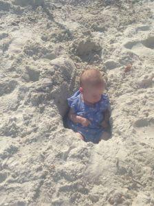 bury the baby