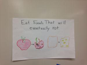 eat foods