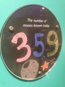 sign number of moons