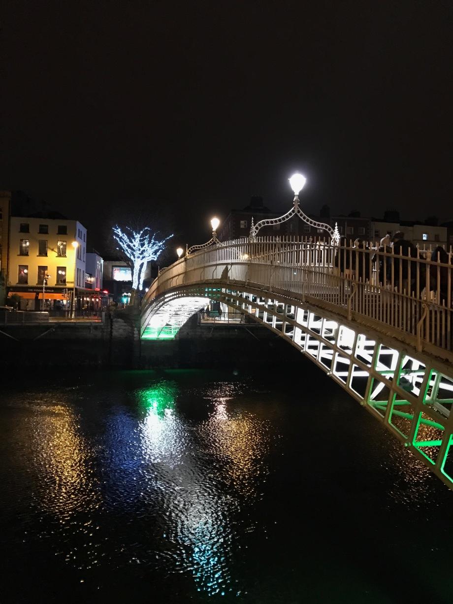 hapenny-bridge