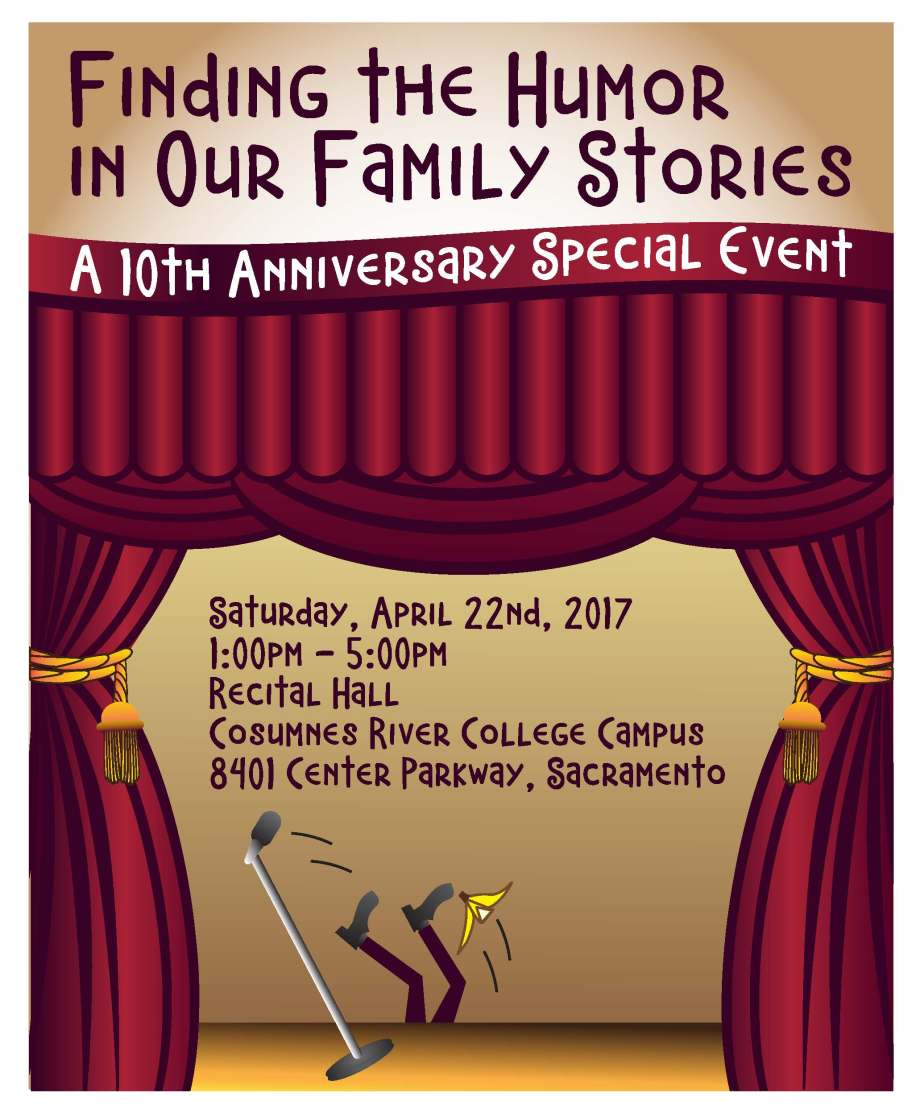 Our Life Stories 2017 Flyer